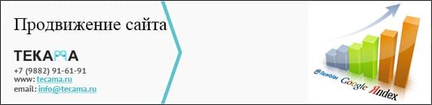 Особенности продвижения молодого сайта в Махачкале